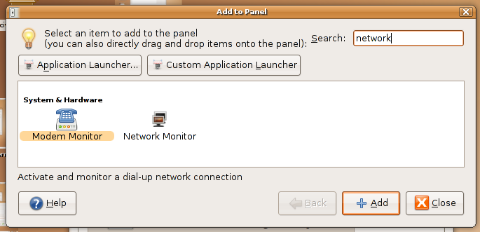 Ubuntu cellular modem setup 6