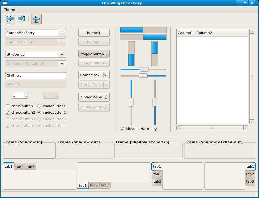 Fedora 8's ugly Nodokoa theme