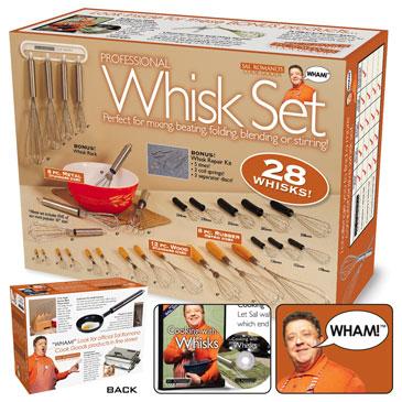 Whisk-set